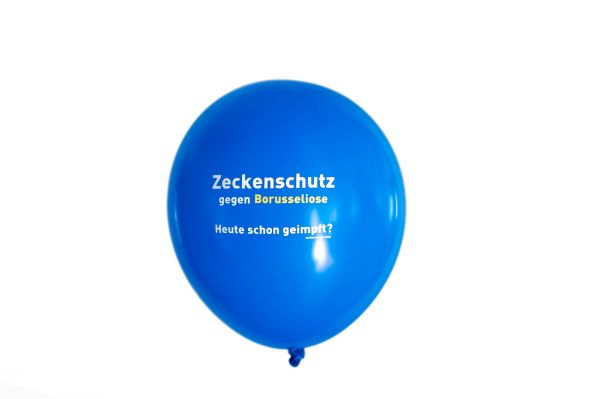 Zeckenschutz Luftballons
