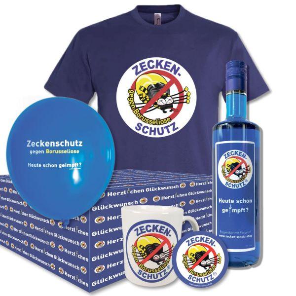 Zeckenschutz Glückwunschpaket Bergmeister