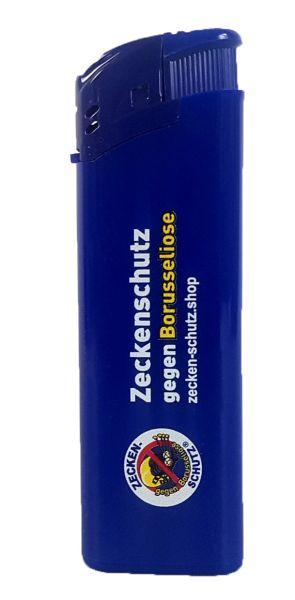 Zeckenschutz Feuerzeug gegen Borusseliose