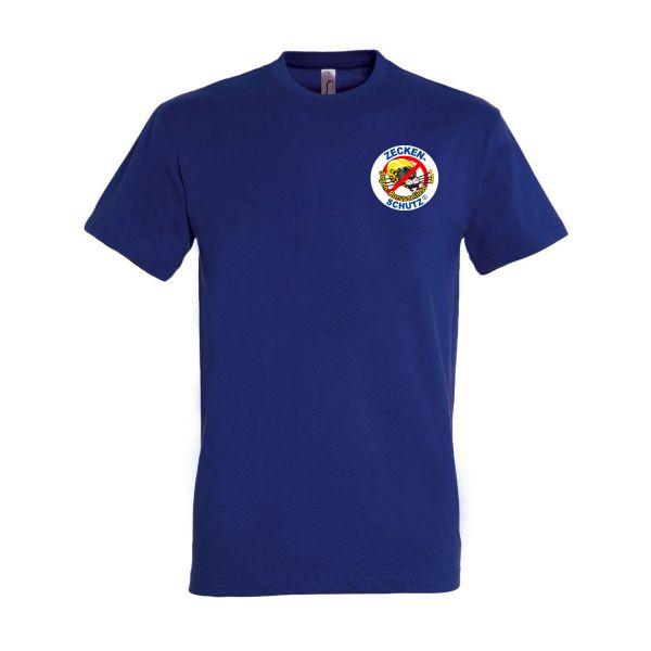 "Schalke-Schnaps ""T-Shirt (Unisex) Zeckenschutz"""